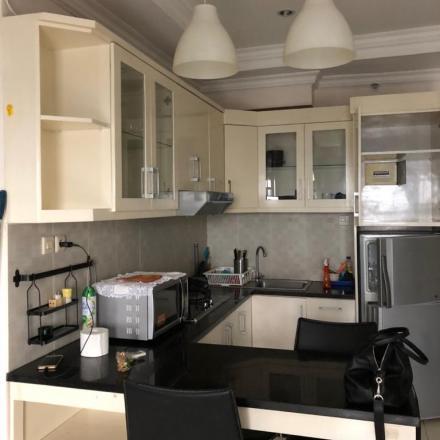 Disewakan 1 Unit Apartemen Full Furnished luas 48 m2