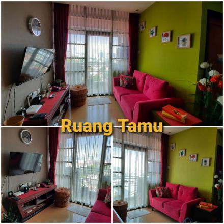 FOR SALE APARTEMEN SALEMBA RESIDENCE